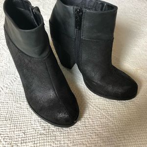 Black Ankle Boots (US Size 5)